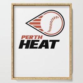 Perth Heat Serving Tray