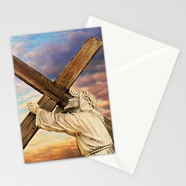 He has Risen Stationery Cards