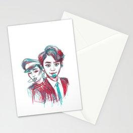 Everybody Minho & Key Stationery Cards