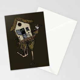 Baba Yaga Stationery Cards