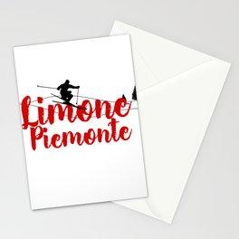 Ninja in Limone Piemonte Stationery Cards