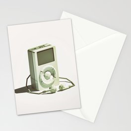 Lo-Fi goes 3D - Classic Music Player - first generation iPod Stationery Cards