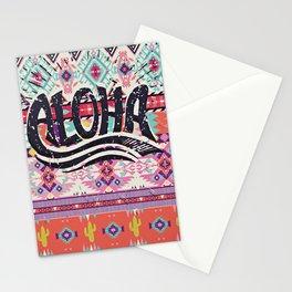 Aloha Vibes Stationery Cards
