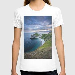 Man o'War Beach T-shirt