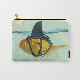 Brilliant DISGUISE - Goldfish with a Shark Fin Tasche