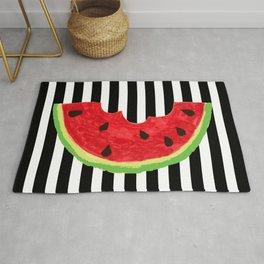 Cool Watermelon Rug