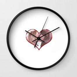 Callie and Arizona Wall Clock