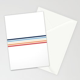 Vintage T-shirt No5 Stationery Cards