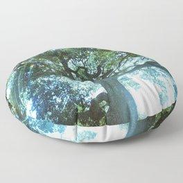 Ramona Oak Tree Floor Pillow