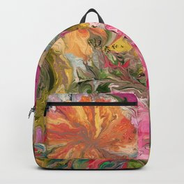At the garden Backpack
