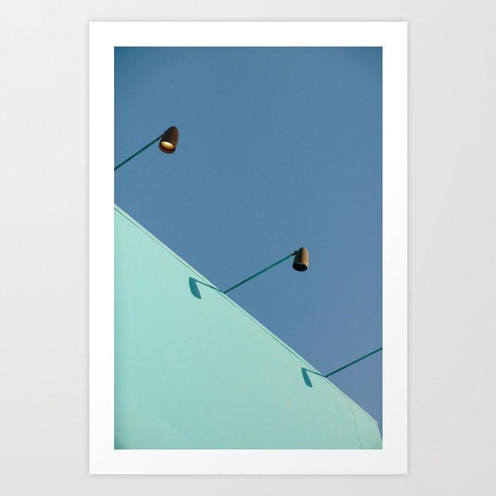 Lights + Shadows Kunstdrucke