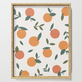 Clementines  Serving Tray