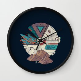 Visions of a new Homeworld Wall Clock