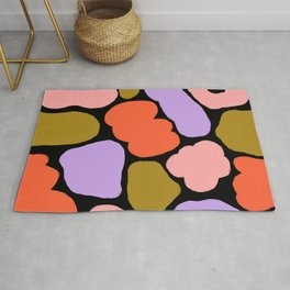 Abstract five Rug