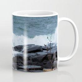 Great Lake Waves Coffee Mug