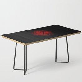 Black Marked Berserk Coffee Table